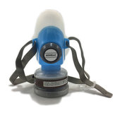 DEWBest 9588 Blue Gas Mask Emergency Survival Safety Respiratory Gas Mask Anti Dust Paint Respirator