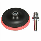 5 Inch 125mm Backing Pad M14 Drill Thread with 8mm Shank Polishing Tool