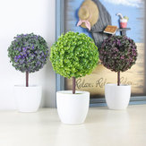 Office Decorative Trees Potted Plant Pot Pot Pot Décoratifs Décoration