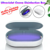 UV Light Ultraviolet Phone Sterilizer USB Sterilizer Box Disinfection Case Clean