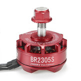 Racerstar 2305 BR2305S Fire Edition 2400KV 2-5S Brushless Motor For X210 X220 250 300 RC Drone FPV Racing
