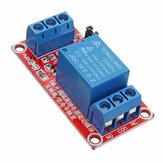 الوحدة النمطية لترحيل الزناد Optocoupler على مستوى القناة 24V 1V Geekcreit لـ Arduino - المنتجات التي تعمل مع لوحات Arduino الرسمية