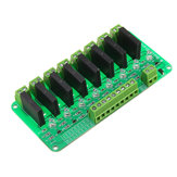 5V DC 2A 8 Channel Solid State Relay Module Geekcreit for Arduino - products that work with official Arduino boards