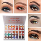 35 Colors Eye Shadow Palette Matte Shimmer