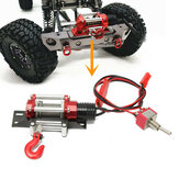Winch di trazione All Metal tipo A per 1/10 RC Crawlers YA-0386 RC Accessori Parte