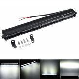 13-calowy 120W 6D Pojedynczy ROW LED Work Light Bar SpotLight Car Truck Driving Lamp