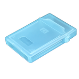 2.5 Inch Hard Drive Disk HDD Protection Storage Box Hard Disk Protector Plastic Anti-Shock HDD Protective Box