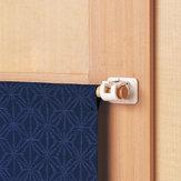 MaisonSalleDeBains2PCS 2 kg Payload Convient pour 15 à 22mm Rideau de Douche Crochet Rod Rails Crochets Fixes