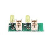 HG P806 TRASPED 1/12 RC Truck Spare luce a led Board Signal Power Wire Parti di modello di veicoli per auto opzionali