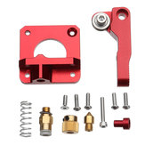 Модернизированный алюминиевый накопитель для привода экструдера MK8 для части принтера 3D CR-10