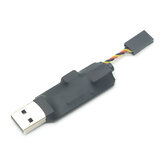 Upgrade USB Dongle Wireless Simulator dla Flysky Radiolink Futaba Nadajnik radiowy Kompatybilny Freerider Liftoff DRL