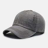 Καπέλο Μπέιζμπολ Ρετρό Υπαίθριο Ρετρό Μονόχρωμο Ρετρό Μονόχρωμο Βαμβάκι Unisex