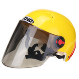 Casque de demi-moto de moto Cyclisme Sports de plein air ultraviolet-preuve Casques