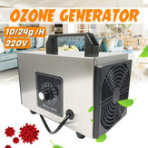 220V Home Ozone Generator Air Purifier Portable Ozone Machine with Timing Switch