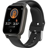 Bakeey T1 1,3 Zoll Bluetooth 5.0 Temperaturmessung Armband Health Fitness Tracker IP67 Wasserdichte Smartwatch