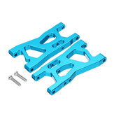 REMO P2505 Suspension Arms Piezas de repuesto de aluminio para Truggy Buggy Short Course 1631 1651 1621