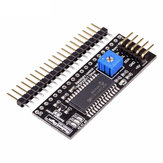 Graphic LCD 12864 Adapter Module Backlight Control Board I2C MCP23017 Driver Expander 5V RobotDyn for Arduino - products that work with official Arduino boards