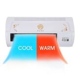 Wall Mounted Heater Space Heating Air Conditioner Dehumidifier with Remote Control