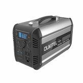 OUKITEL CN05 Güç İstasyonu 614.4Wh Jeneratör Nominal Güç Yedekleme Kaynağı AC bağlantı noktaları * 2 / CD bağlantı noktaları * 2 / QC 3.0 bağlantı noktaları * 2 / USB 2.0 bağlantı noktaları * 2/Type-C Bağlantı Noktası Çıkışı LE