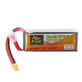 ZOP Power 14.8V 6500mAh 30C 4S XT60 Plug Lipo Battery RC Quadcopter Car