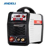 ANDELI TIG-250GC TIG Сварочный аппарат 220 В 2 в 1 Tig Welder Портативный однофазный инвертор постоянного тока TIG / Чистая сварка