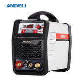 ANDELI TIG-250GC TIG Welding Machine 220V 2 in 1 Tig Welder Portable Single Phase DC Inverter TIG/Clean Welding