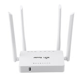 Cioswi we1626 Wireless WiFi Router 5Port 300Mbps 600 MHz MT7620N Chipset Repetidor de sinal USB com OpenWrt Router