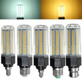 E27 B22 E26 E12 E14 15W 5730 SMD LED Ampoule Corn Light Non dimmable AC110-265V