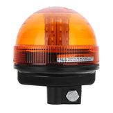 12 فولت -24 فولت LED الدوارة اللمعان العنبر منارة جرار إشارة تحذير ضوء