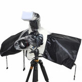Universal Rubber Cameras Rain Coat Bag Protector Waterproof Dust for Canon Nikon Pendax for Sony DSLR