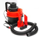 12V Wet Dry Vac Odkurzacz Portable Car Caravan Shop Air Pump Inflator Turbo