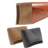 Hunting Gun Rubber Recoil Pad Slip-On Buttstock Shotgun Shooting Extension Shotgun Gun Butt Protector Gun Accessories