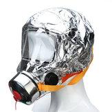 TZL30 Personal Fire Escape Mask Ochrona przed dymem Maska ochronna do domowego biura hotelowego