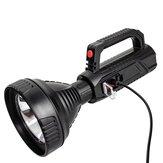 КСАНЕС® A08 Мощный светодиодный светильник мощностью 10 Вт Прожектор с фиксированным фокусом и литий-ионным аккумулятором 18650 Перезаряжаемы