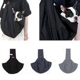 小/大ペットスリングキャリアバッグトートショルダー犬子犬猫ポーチ屋外ペット用品