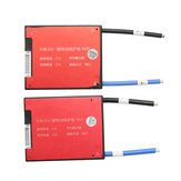 36V 10S Li-ion Lipolymer Battery 25A 60A BMS Battery Protection Board for Ebike Ebicycle