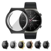 SIKAI karcolásgátló ütésálló átlátszó puha TPU karóra fedél a Huawei Watch GT2 Pro készülékhez