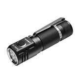 LUMINTOP EDC18 3x XPL HI 2800LM ANDÚRIL UI Compact EDC Flashlight Mini LED Llavero Mini antorcha ligera