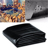 8-32ft Sizes Fish Pond Liner Gardens Pools PVC Membrane Reforzado Paisajismo Cubierta
