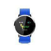 XANES® F2 1.3 '' IPS Renkli Ekran Su Geçirmez Akıllı Saat Adımsayar Fitnes Spor Bilezik