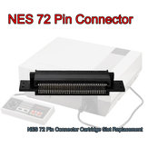 72 Pin Ersatzstecker Cartridge Slot für 8 Bit Nintendo NES Entertainment System