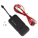 Global Vniversal GT02A GSM GPRS Voiture GPS Tracker Real Dispositif de suivi du temps, antivol
