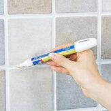 Grout Aide Dent Repair Tool Fliesen Marker wasserbeständig geruchlos Keramikfliese Reparatur Stift
