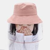 Dzieci / małe dzieci (4-7 lat) Jednolity kolor Zdejmowana ochronna czapka z daszkiem z czapką