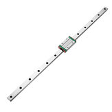 Machifit MGN15 100-1000mm Prowadnica liniowa z MGN15H Prowadnica liniowa Blokowanie części CNC