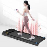 [EU / US Direct] XMUND XD-T1 Podkładka do chodzenia na bieżni 12 zaprogramowanych biegów Wyświetlacz LCD Pilot Głośnik Bluetooth Sprzęt do ćwiczeń w domu