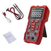 ANENG AN82 Digital Multimeter Professional 9999 Tester esr DIY Diode Capacitor NCV Testers True RMS Analog Meter Multimetro Accessories-Standard