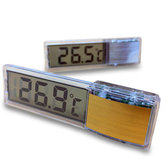 Multi-Functional LCD 3D Digital Electronic Temperature Measurement Aquarium Temperature Thermometer