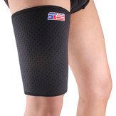 ShuoXin SX650 Sports Idoneità Gym Supporto elastico per cosciale elastico per coscia Banda - 1PC