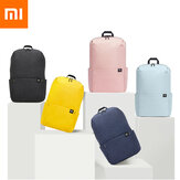 Sac à dos d'origine Xiaomi 15L Multiple Color Level 4 Water Repellent 14inch Laptop Bag Travel For Women Men Student Traveling Camping